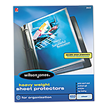 INDEXES & SHEET PROTECTORS